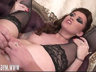 Watch European porn stars Misha Cross and Ginger Devil in a mind blowing girl on girl lesbian fuck and lick scene where they go all crazy and na