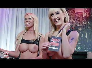 Girls gone wild maxim law and astrid star share lesbian experience on our bus