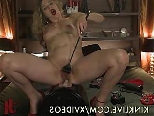 The Vibrated Vagina