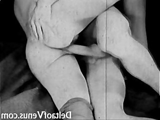 Vintage Porn from the Girl Girl Guy Threesome