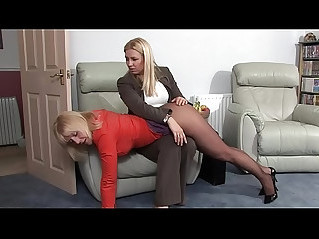 Milf on milf spanking watch her live cam