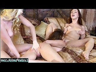 Hot Sexy Lez Girl ariana jenna samantha Get Punish With Toys By Mean Lesbo video