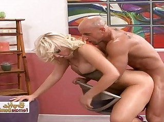 Dirty British Tight Pussy Dominated