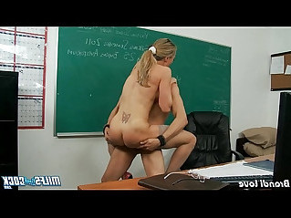 MILF Brandi Love to fuck cock