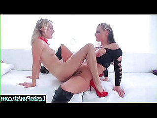blake phoenix Horny Lez Get Punish With Toys By Mean Lesbo Clip