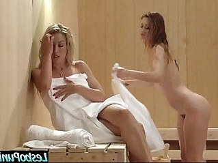capri karlie Sexy Lesbo Girl Get Sex Toy Punish By Mean Lez video